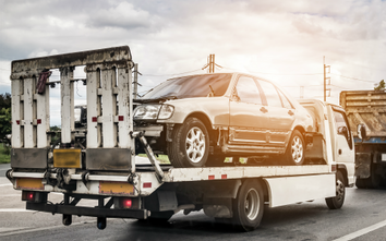 Towing services in the territory of Latvia